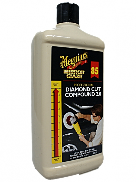 Meguiar`s Diamond Cut Compound 2.0 M-85 946 ml