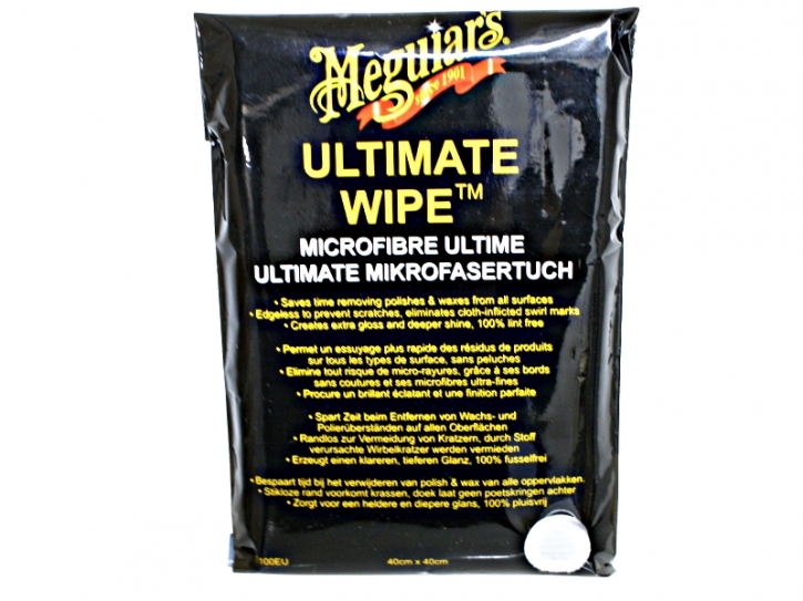 Meguiar`s Ultimate Wipe