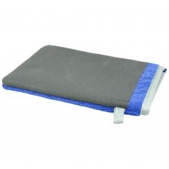 DFT Waschhandschuh blau mit Reinigungsknete Medium
