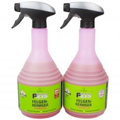 2x Dr.Wack P21S Felgenreiniger 750 ml