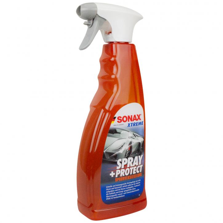 Sonax Spray+Protect Sprühversiegelung, Wetcoat 750 ml