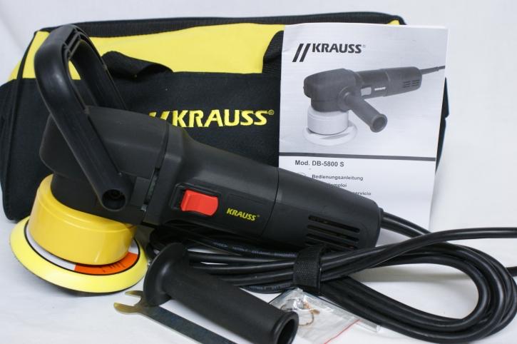 Krauss Exzenterpoliermaschine DB-5800S mit Cruise Control