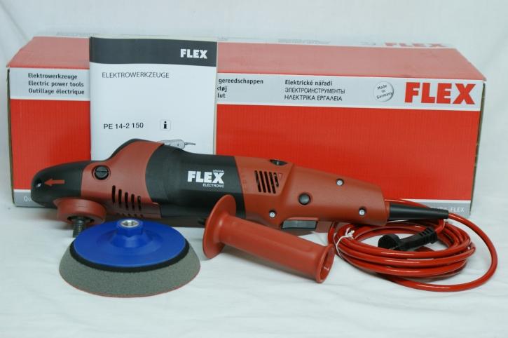 Flex PE 14-2 150 Polishflex Profi Poliermaschine