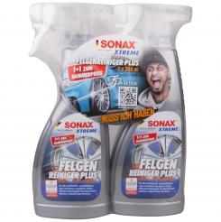 SONAX Xtreme FelgenReiniger PLUS 2 x500 ml Doppelpack