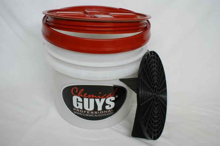 Chemical Guys Gritguard Wasch Bucket System Wascheimer