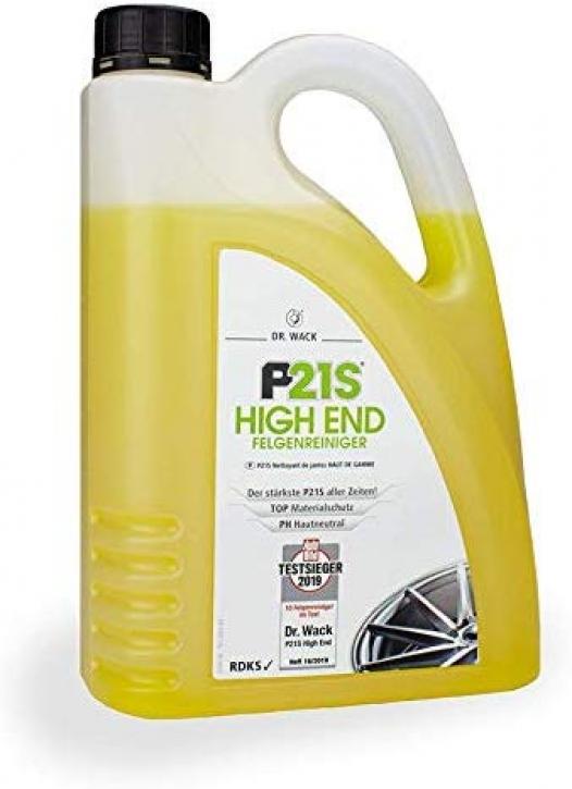 Dr.Wack P21S High End Felgenreiniger 2 Liter Kanister