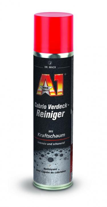 Dr. Wack A1 Cabrio Verdeck-Reiniger 400 ml