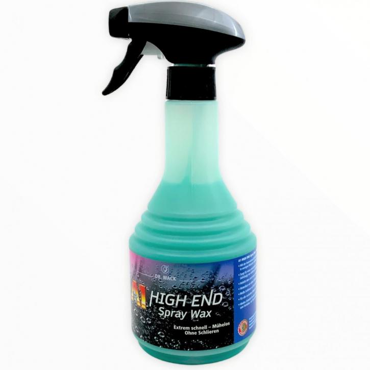 Dr.Wack High End Spraywax,Sprühwachs 500 ml