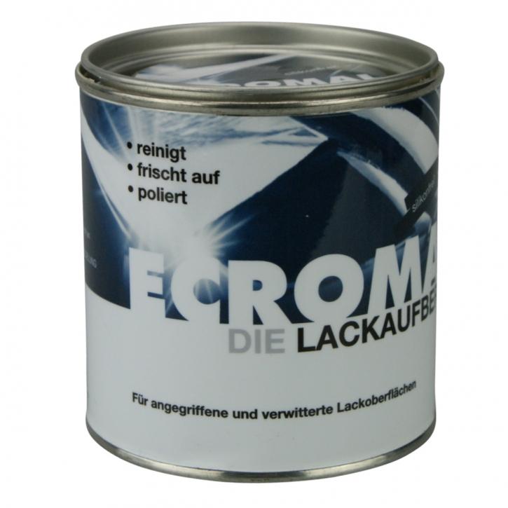 Ecromal, Die Lackaufbereitung- Lackschleif- & Polierpaste