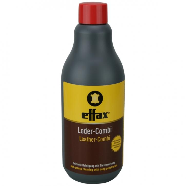 effax Leder-Combi Lederreiniger und Pflege 500ml,