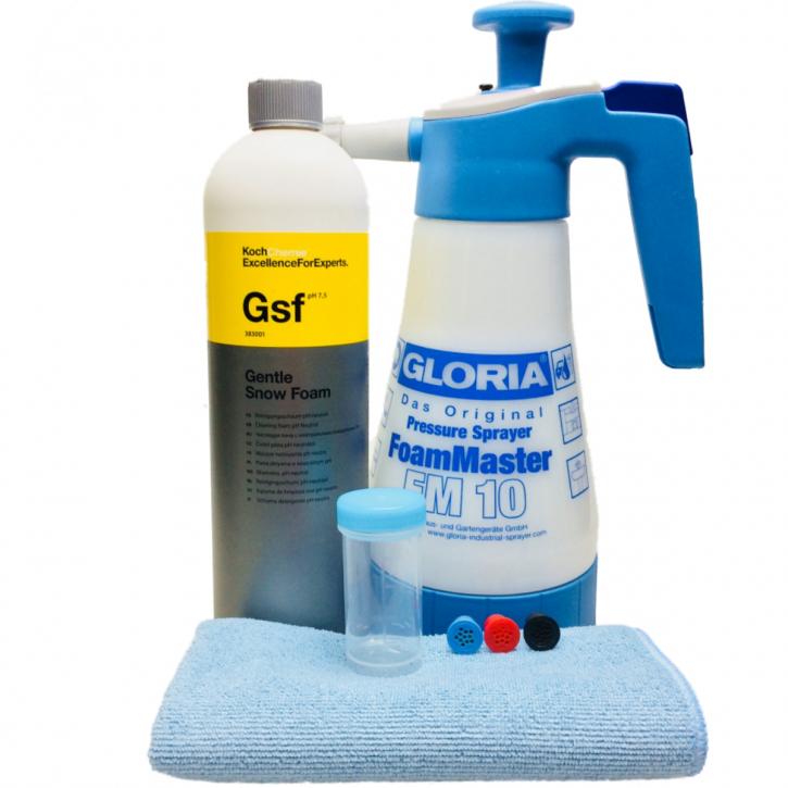 Koch Chemie Gentle Snow Foam + Gloria FM10 im Set