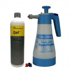 Koch Chemie Gentle Snow Foam + Gloria FM10 im Set
