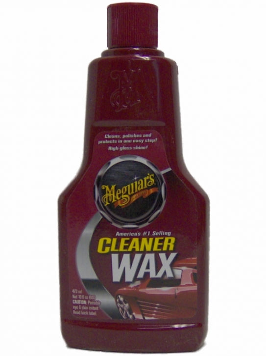 Meguiars Cleaner Wax/ Reinigungswax 473 ml,