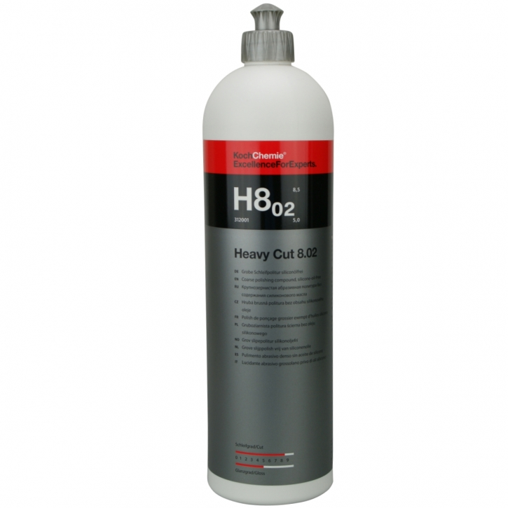 Koch Chemie Heavy Cut Polish Schleifpolitur 1000 ml
