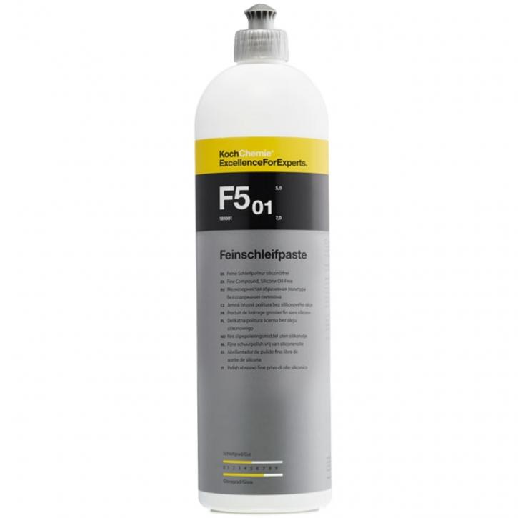 Koch Chemie Feinschleifpaste F5.01 siliconölfrei 1 Liter