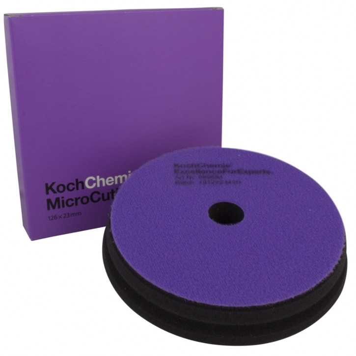 Koch Chemie Micro Cut Pad Polierschaum 126 mm
