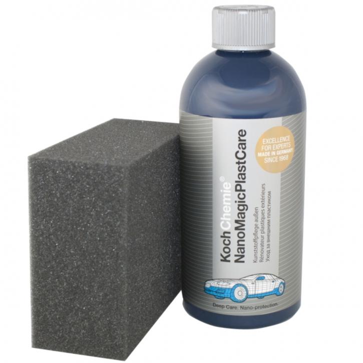 Koch Chemie Nano Magic Plast Care Kunststoffpflege außen 500ml,