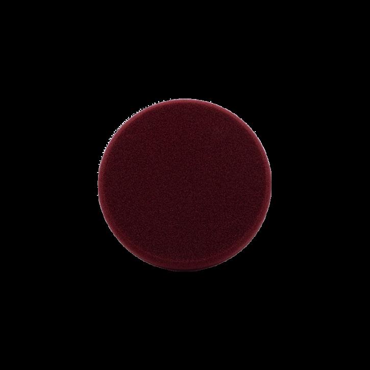 Liquid Elements Pad Man Polierschwamm 75mm Burgundy grob