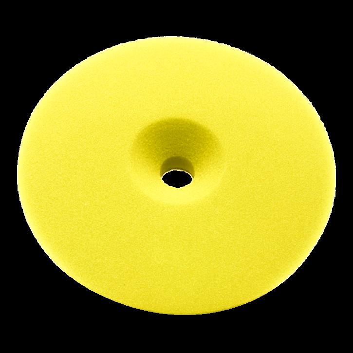 Liquid Elements Centriforce V2 Polierschwamm gelb medium Cut 125mm