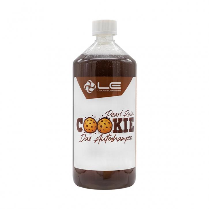 Liquid Elements Pearl Rain Shampoo Cookie 1 Liter