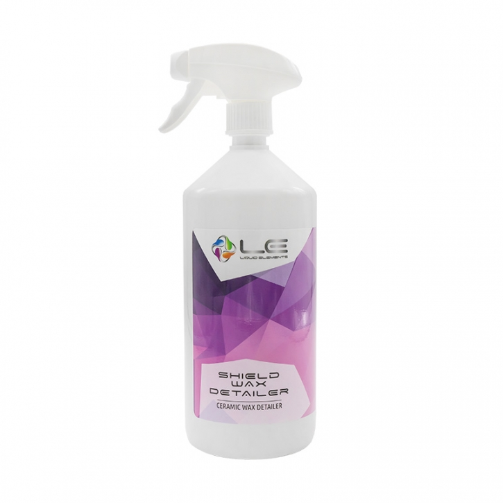 Liquid Elements Shield Wax Detailer 1000 ml