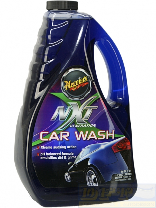 Meguiar`s NXT Car Wash Autoshampoo 1892 ml,