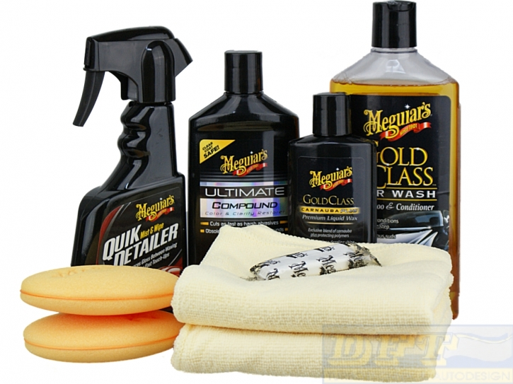 Meguiar`s Paint Restoration Kit /Restauration Kit