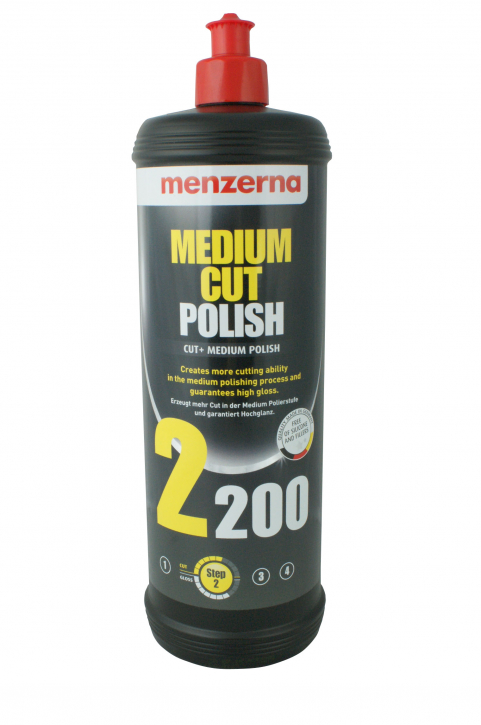 Menzerna Medium Cut MC2200 1000ml