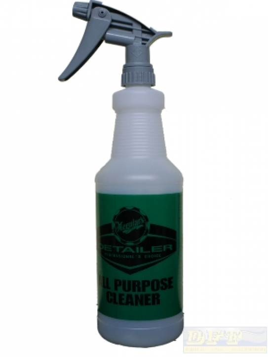 Meguiar´s APC Dispenser Sprühflasche inkl. Sprayer 946ml,