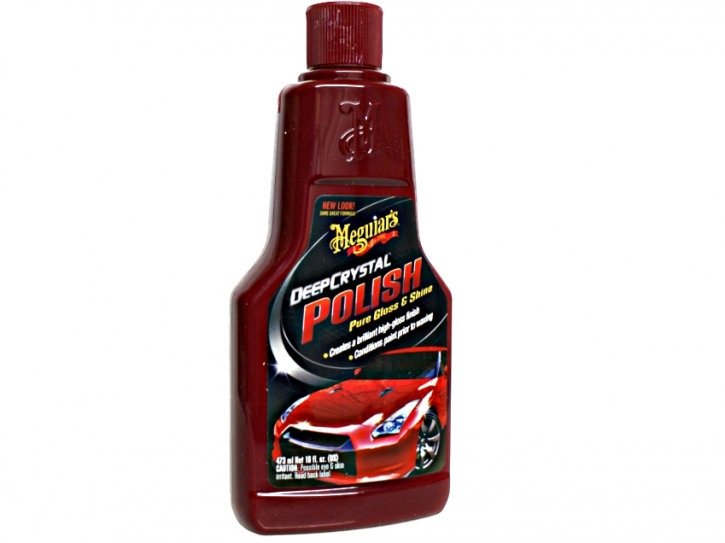 Meguiar`s Deep Crystal Polish Step 2 473ml