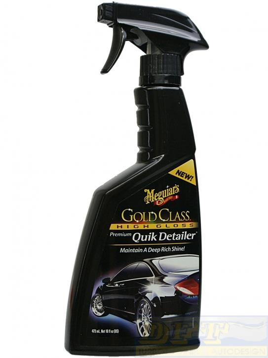 Meguiars Gold Class Premium Quik Detailer  473 ml
