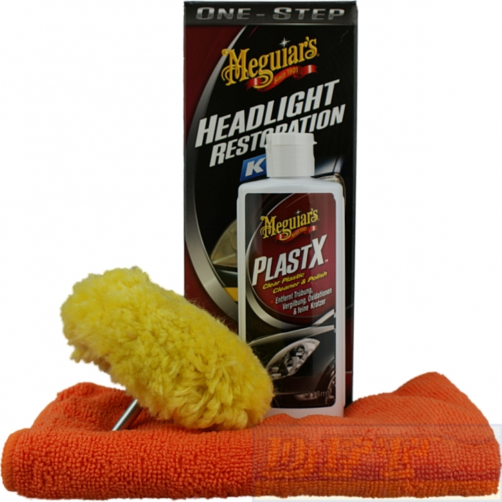 Meguiar`s Headlight Restauration Kit,