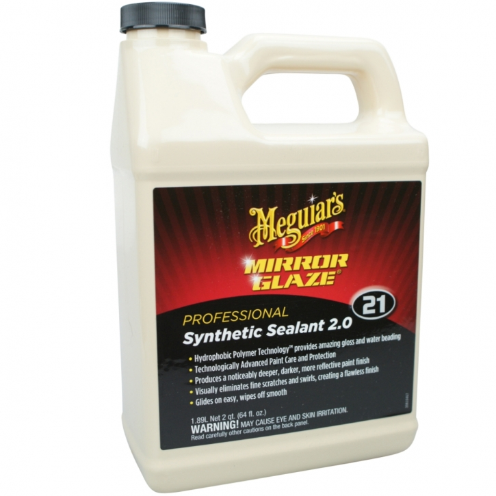 Meguiar's Mirror Glaze #21 Synthetic Sealant 2.0 1,89l