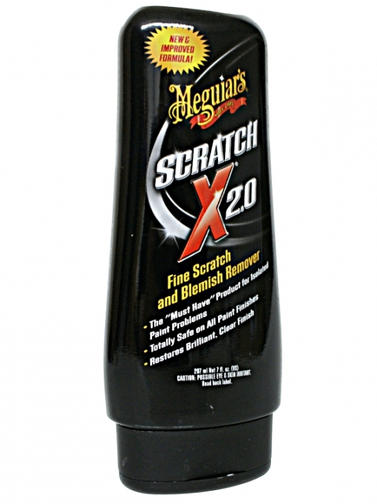 Meguiar`s Scratch X 2.0 Kratzerpolitur