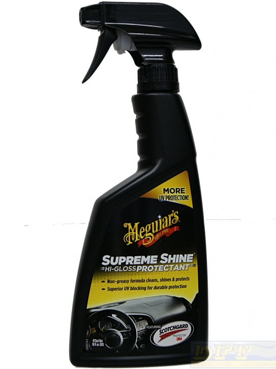 Meguiar`s Supreme Shine Hi-Gloss Protectant 473 ml,