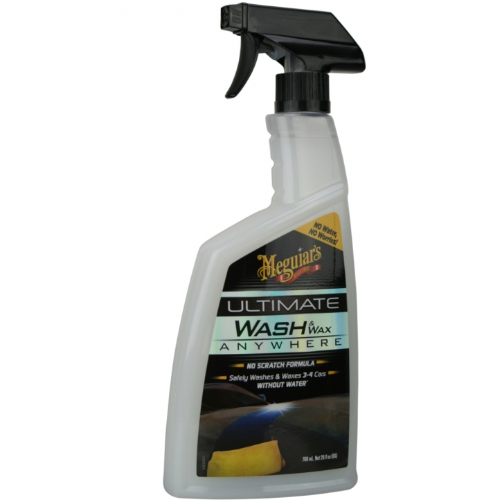Meguiar´s Ultimate Wash & Wax Anywhere,