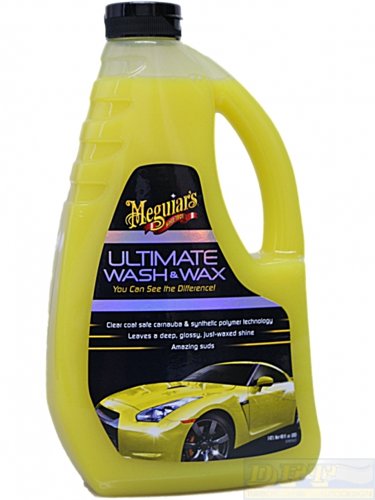 Meguiar`s Ultimate Wash Wax 1420 ml