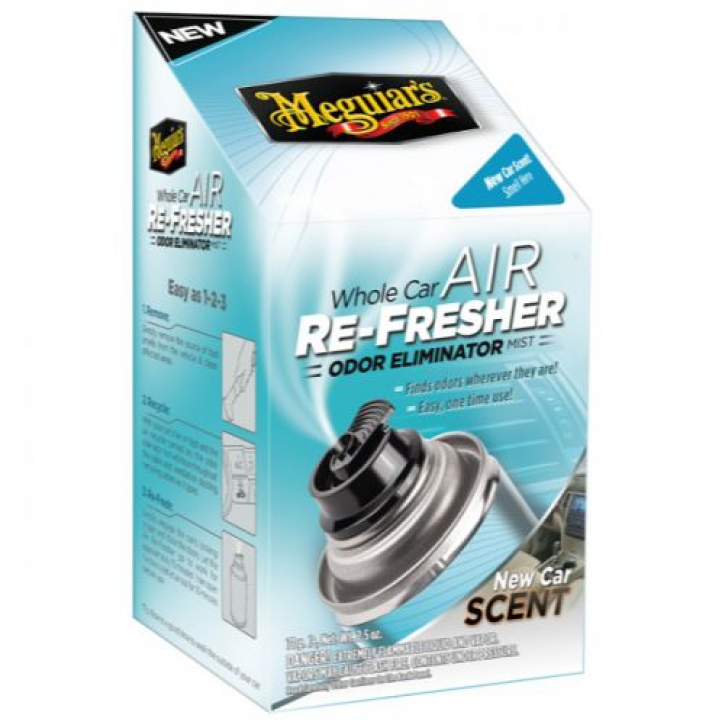Meguiar`s Air Refresher Lufterfrischer New-Car Scent 59 ml