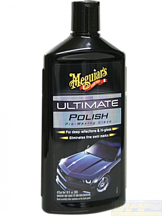 Meguiar`s Ultimate Polish Pre-Waxing Glaze 473 ml,