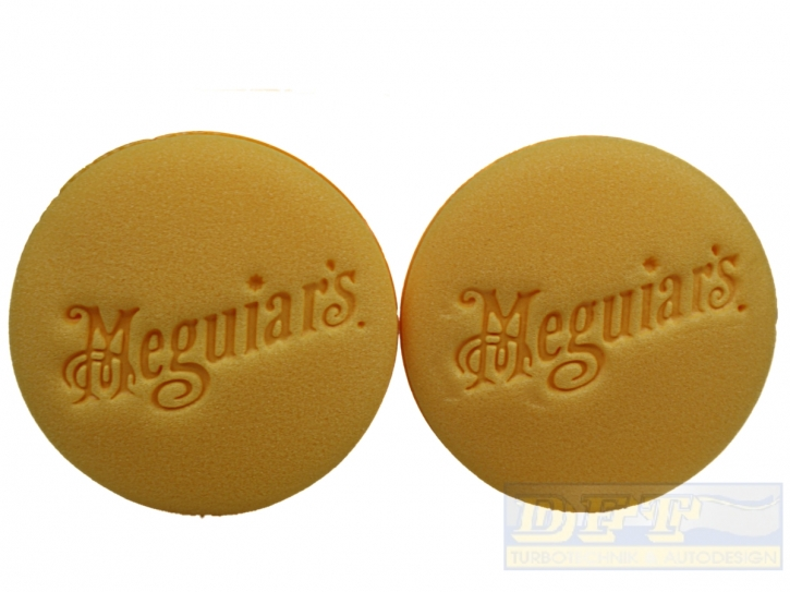Meguiar´s Soft Foam Applicator Pads 2 Stück,