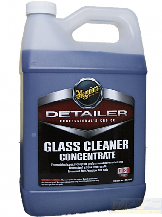 Meguiar`s Glass Cleaner Glasreinigerkonzentrat 3,785l,