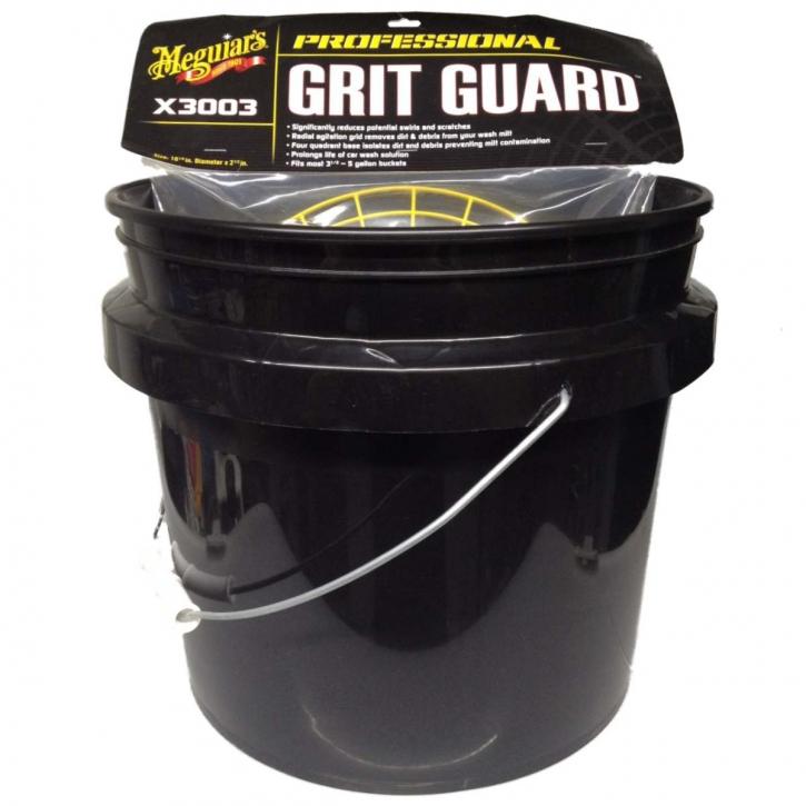 meguiar s grit guard eimer inkl einsatz 120055. Black Bedroom Furniture Sets. Home Design Ideas