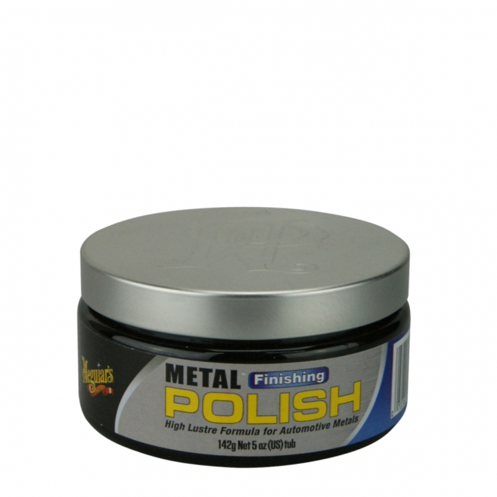 Meguiar`s Metal Finishing Polish, Metallpolitur 142g,