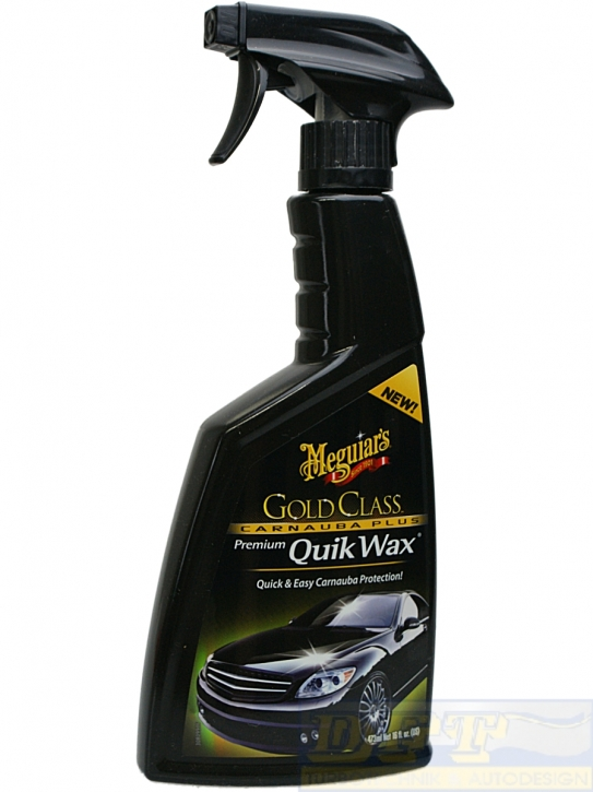 Meguiar`s Gold Class Carnauba Plus Quik Wax 473 ml,