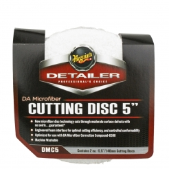 Meguiars Cutting Disc 2 stk. 5,5 Zoll 140 mm DMC5 Polierpads