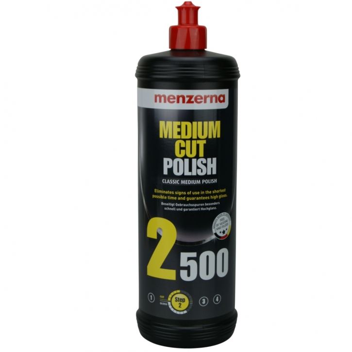 Menzerna Medium Cut Polish 2500 1000ml,