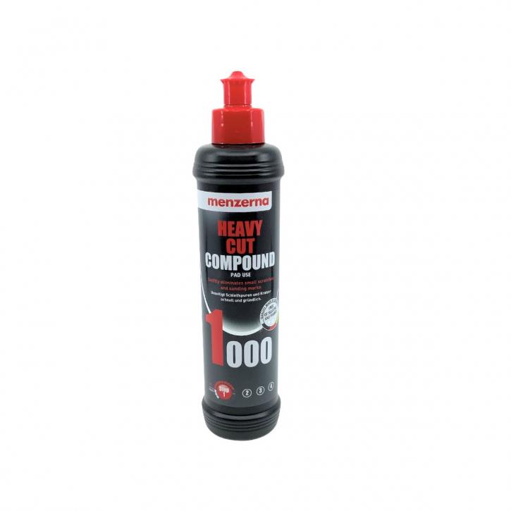 Menzerna Heavy Cut Compound HCC 1000 250 ml