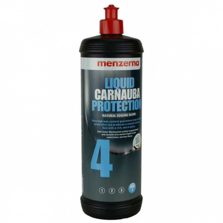 Menzerna Liquid Carnauba Protection, Carnauba Wax 1000 ml
