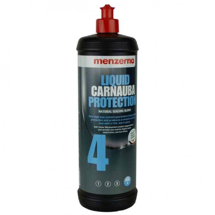 Menzerna Liquid Carnauba Protection, Carnauba Wax 1000 ml