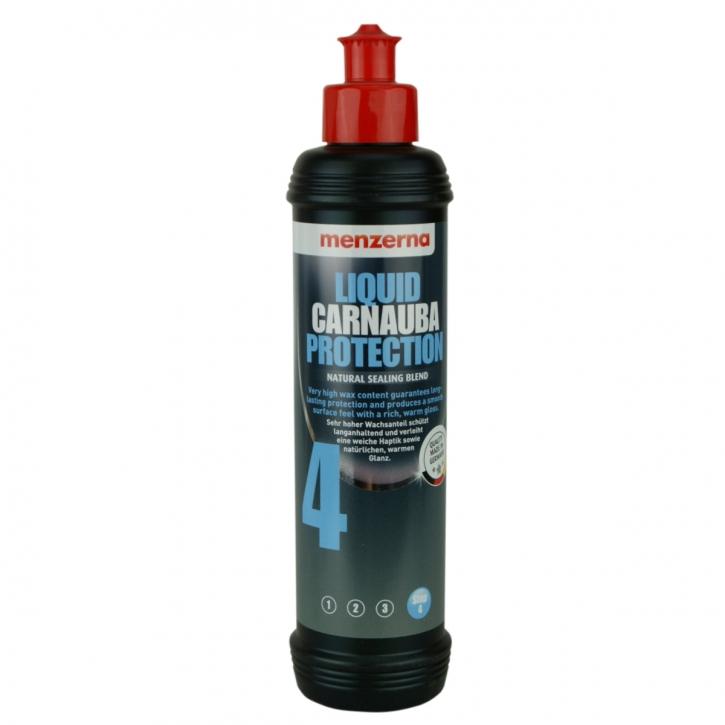 Menzerna Liquid Carnauba Protection, Carnauba Wax 250 ml